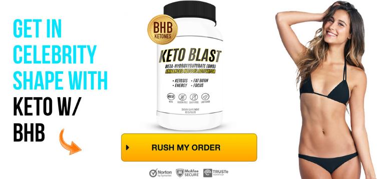 keto blast diet