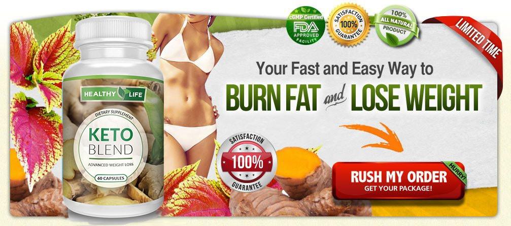 Keto Natural Blend- Help Burn Fat Faster?
