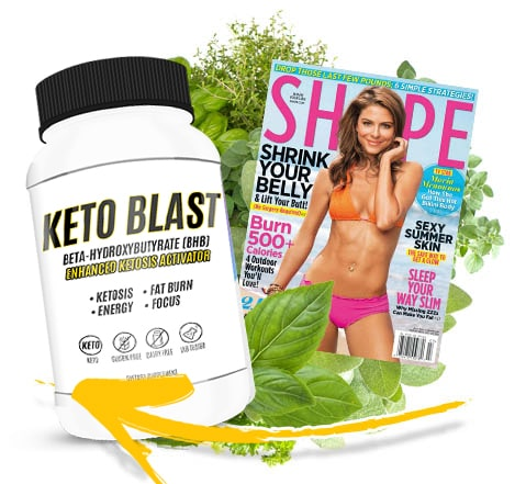 Keto Blast – Fully Fat Burner Diet (REVIEW)