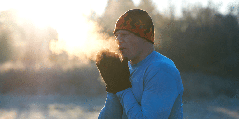 Shivering in The Gym Could Be the Next Fitness Trend