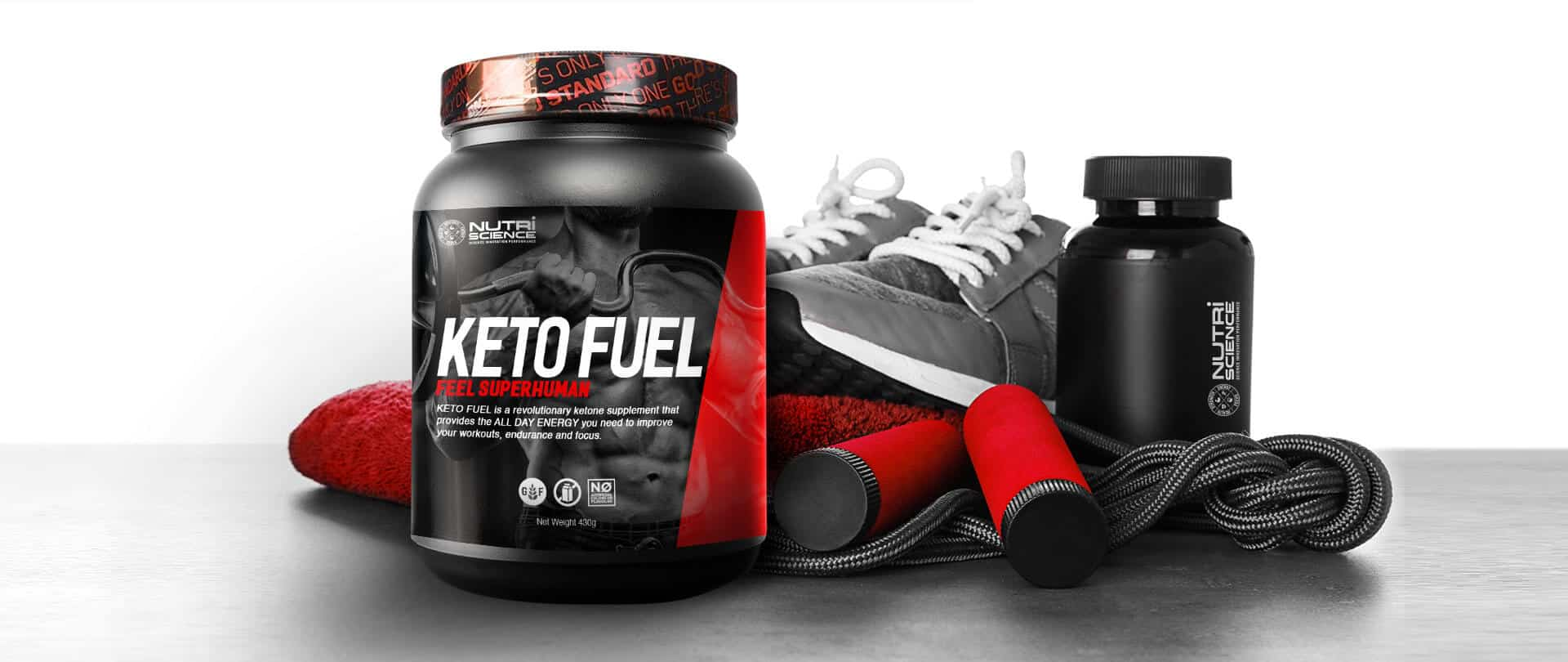 Keto Fuel – Burn Your Belly Fuel (REVIEWS)