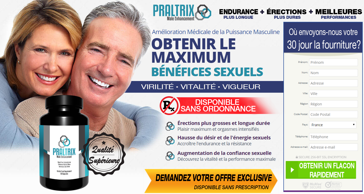 Praltrix Male Enhancement