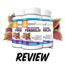 RETRO LEAN FORSKOLIN – Effective for Fat Burn and Weight Lose
