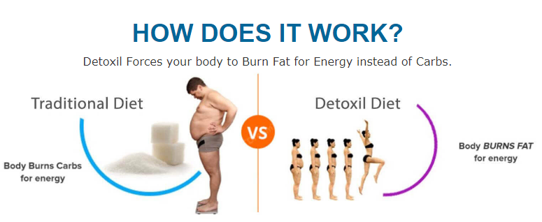 detoxil burn diet