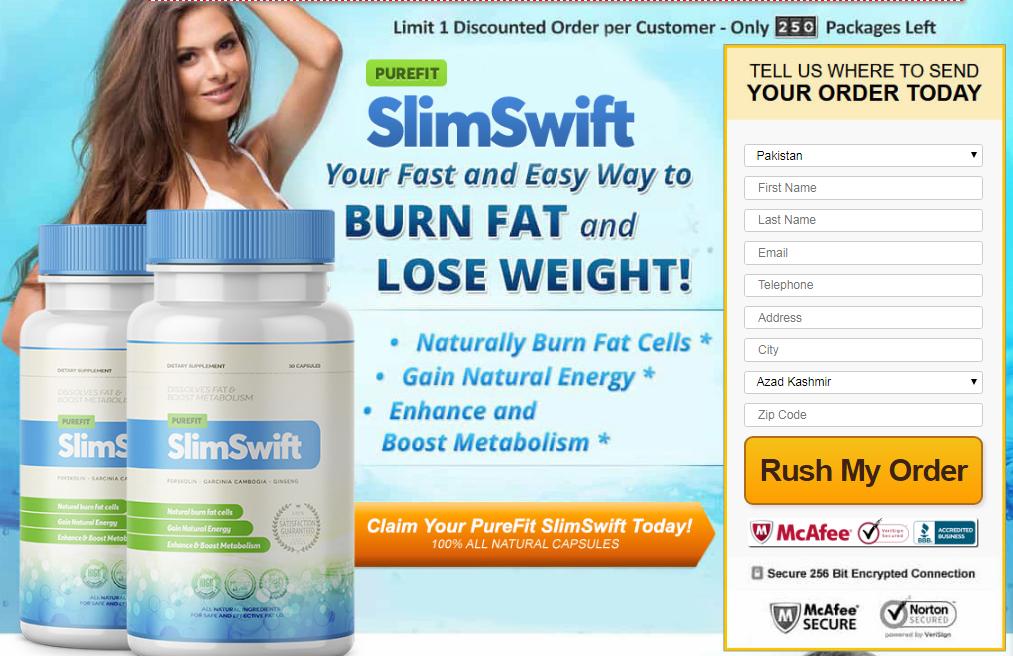 slim swift diet