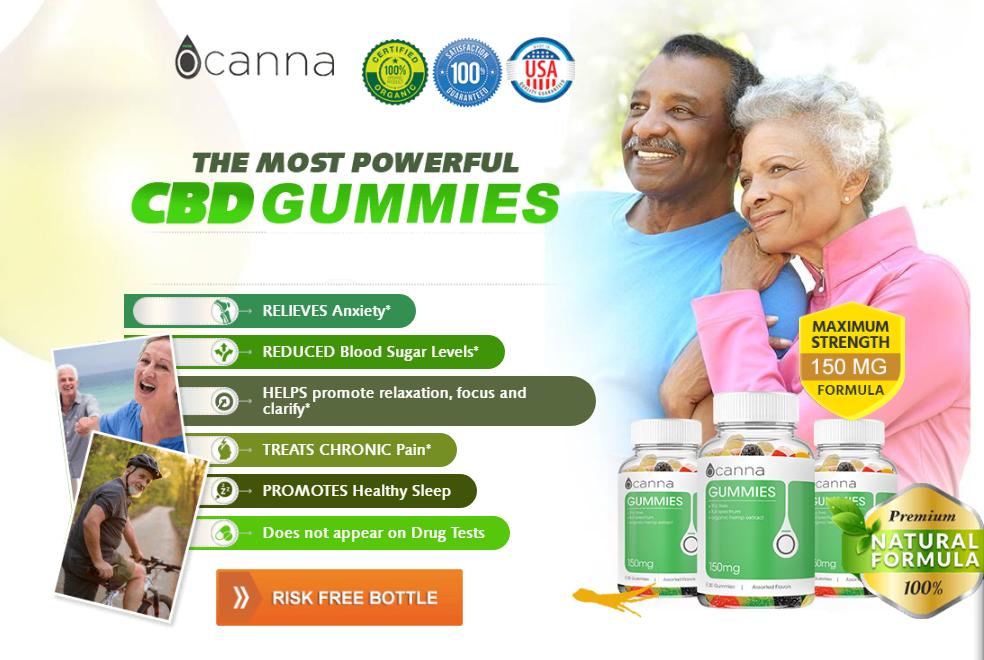 ocanna cbd gummy