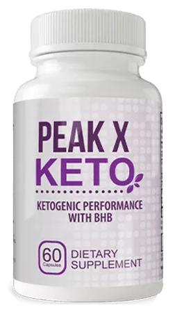 Peak X Keto