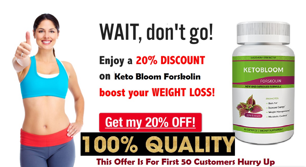 Keto Bloom Forskolin
